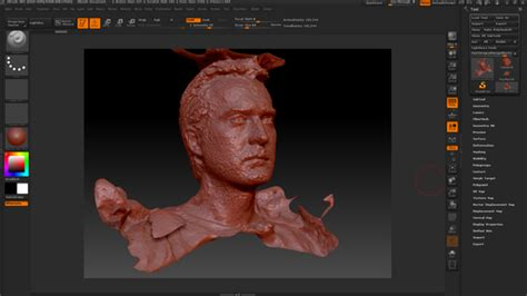 zbrush matchmaker tutorial tutorial thursday creating a head bust with autodesks