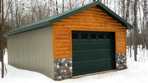 garage builders brainerd mn
