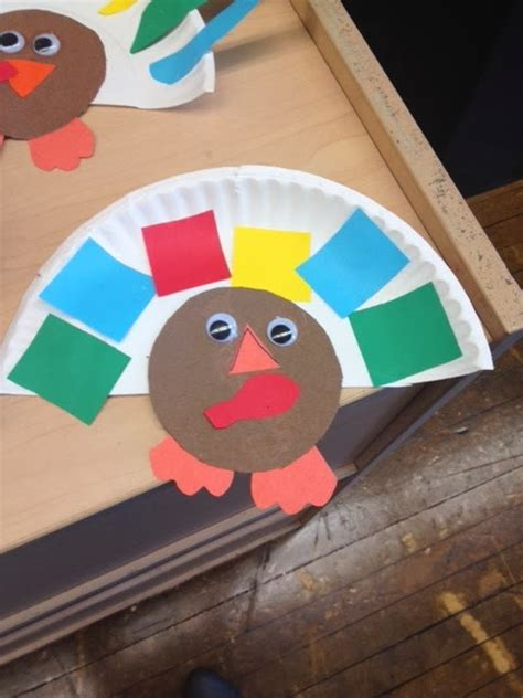 crafts for with autism autism tank turkey craft