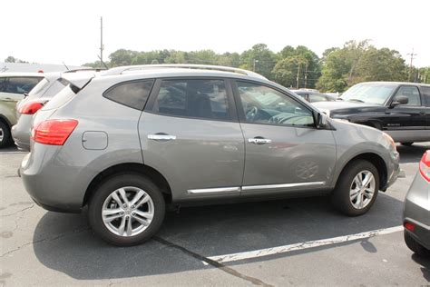 silver nissan rogue 2012 2012 nissan rogue sv 4d utility fwd diminished value car