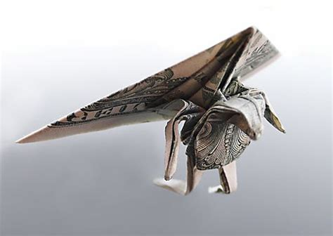 Origami Hang Glider - origami hang glider