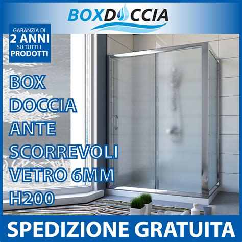 box doccia 80x120 prezzi cabina box doccia arkansas duo 70x100 70x120 70x140 80x100