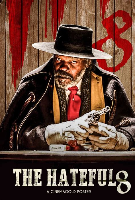 film western quentin tarantino the hateful eight poster the hateful eight fan made
