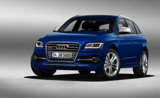 2013 Audi Tdi 2013 Audi Sq5 Tdi Photo