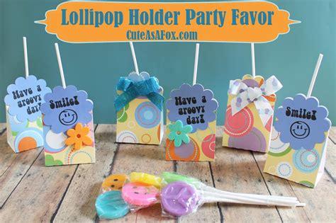 Lollipop Holder Template scalloped lollipop holder tutorial with template