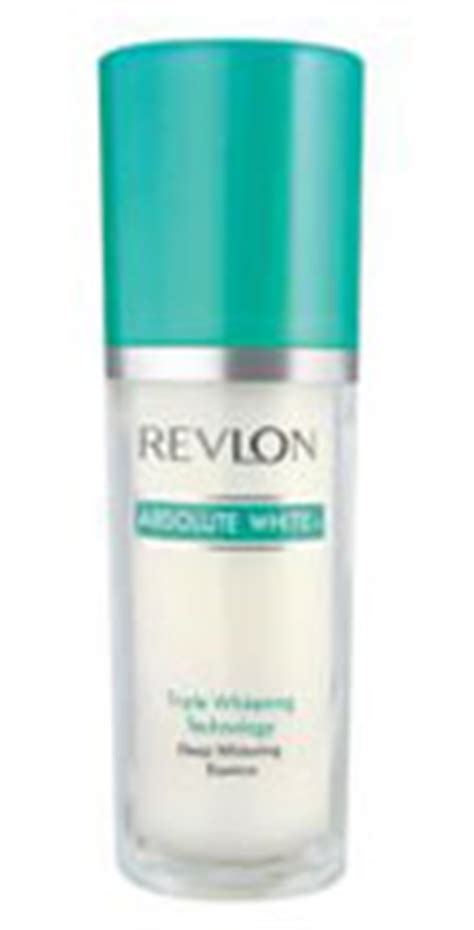 Revlon Whitening buy revlon skin care products absolute white
