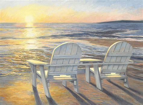 relaxing painting videos relaxing sunset painting by lucie bilodeau