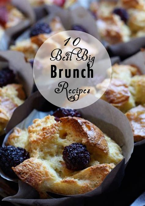 10 best brunch recipes to feed a crowd food network canada