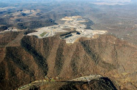 mine top images of mountaintop removal mining earthjustice