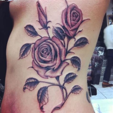 rose vine tattoos on side 40 most beautiful vine tattoos designs pictures images