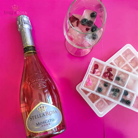 best way to best way to chill stella rosa wine sweet moscato
