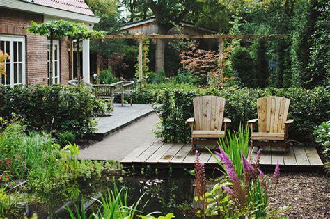 Outdoor Deck Seating by 露台小花园 819447 设计本装修效果图