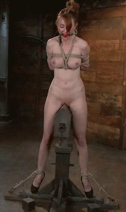 Wooden Pony From Torturepain Porn Giphy