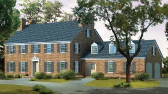 Georgian Architecture House Plans Georgian House Plans And Georgian Designs At Builderhouseplans