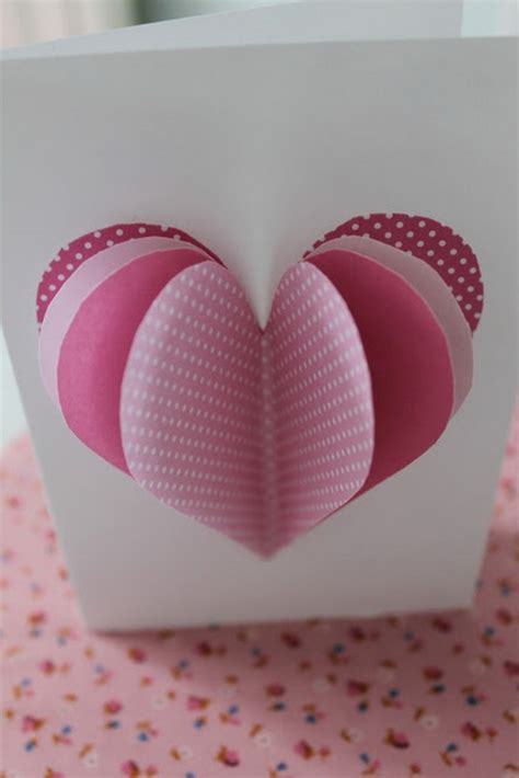 Easy Handmade Valentines - unique card design ideas family