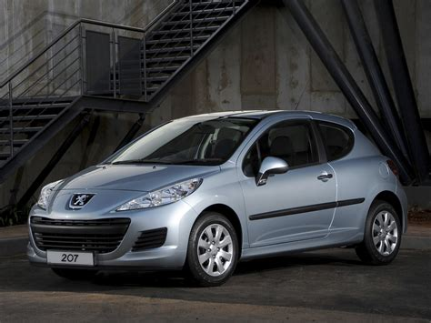 peugeot door peugeot 207 3 doors 2009 2010 2011 2012 autoevolution