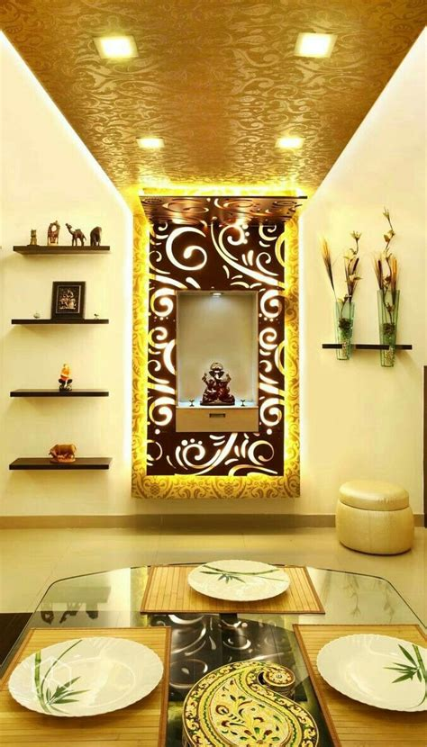 272 best pooja room design images on puja room