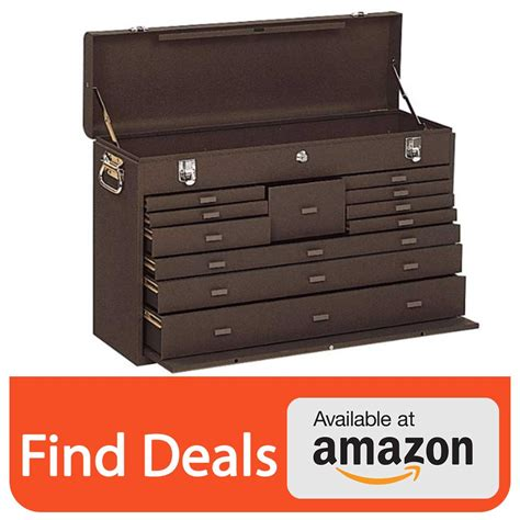 Kennedy 11 Drawer Tool Box by Kennedy Tool Cabinet Review Cabinets Matttroy