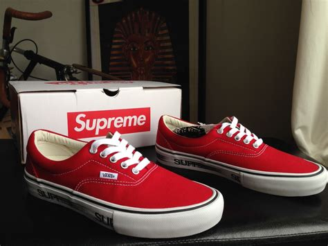 vans supreme vans x supreme motion logo 307649 from chartreuse at klekt