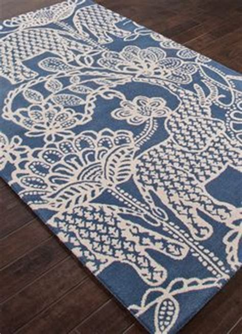 Navy Elephant Rug by 1000 Images About Colonial Area Rugs On