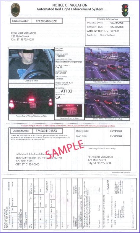 red light ticket video real tickets red light cameras