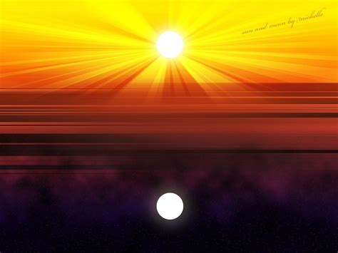 sun background sun and moon backgrounds wallpaper cave