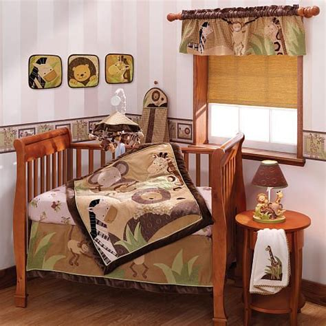 lambs and ivy bedding lambs ivy baby cocoa 9 piece crib bedding set nursery