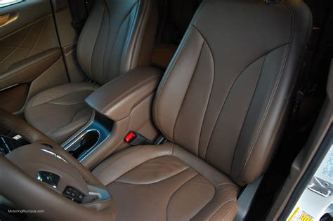 Lincoln Mkz Hazelnut Interior by 2015 Lincoln Mkc Review Motoring Rumpus