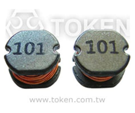 token power inductors miniature power wirewound inductors tpua token components