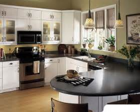 Kitchen Counter Design Ideas Kitchen Countertop Decorating Ideas Pictures Decorzt