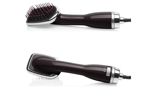 hair styler dryer with cool setting 3 in 1 dryer brush styler groupon goods