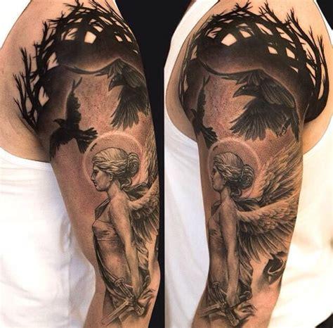 tattoo angels nikki 62 best black grey tattoos images on pinterest tattoo
