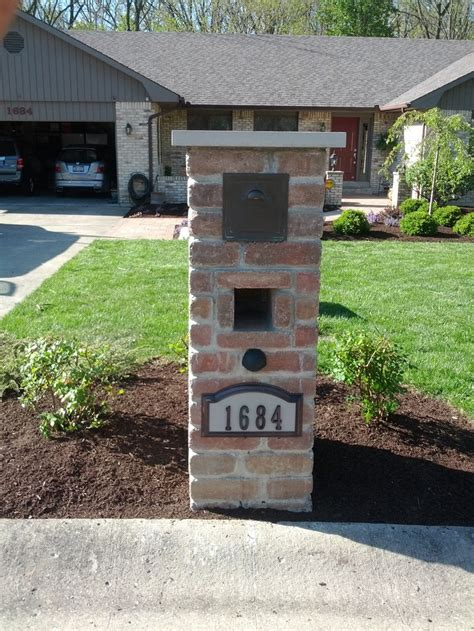 Handmade Mailbox - custom mailboxes outside