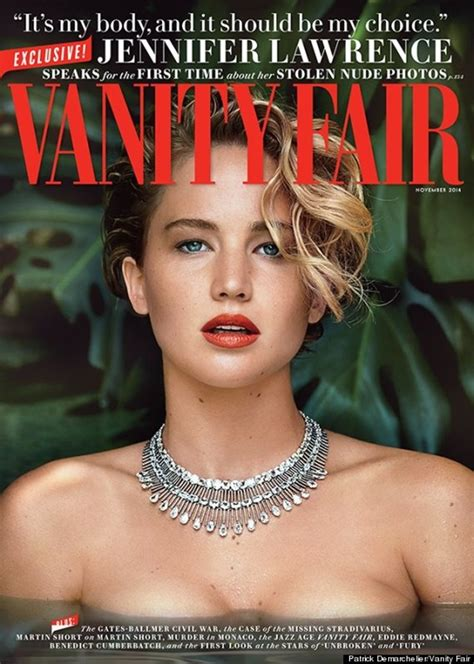 The Vanity Fair by Hacked Photos Leak Is A Crime