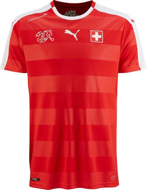 home kit switzerland 2016 home kit released footy headlines