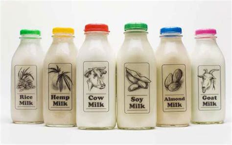 Milk For Health And by Healthy Milk Alternatives