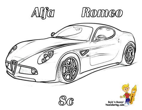 mega sports car coloring pages sports cars  nascar