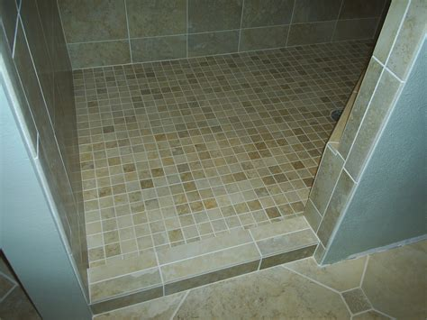 bathroom ideas white mosaic flower tiles indian floor make