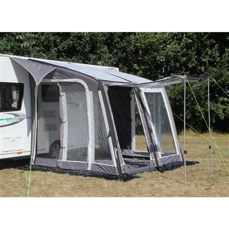 caravan awning groundsheet sunnc ultima air super deluxe 280 awning with