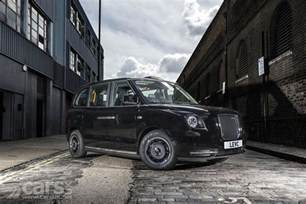Tx Cab Taxi Company Now Called Levc Reveal The New