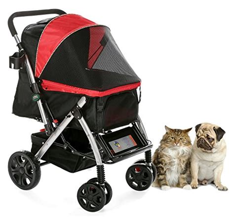 choose   double dog strollers  pet travel