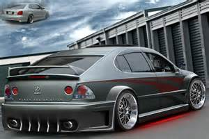 lexus is 300 tuner ver by blackdesign on deviantart