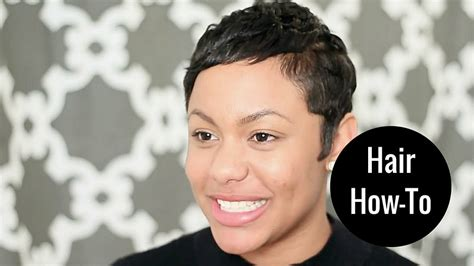 Pixie Black Hairstyles Tutorial by Weave Hairstyles For Black Hairstyle 2013