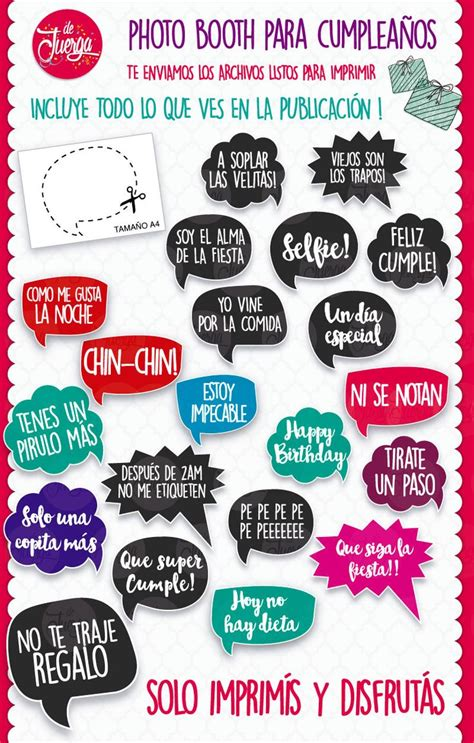imagenes odontologicas chistosas photo booth casamiento boda imprimible 20 frases props