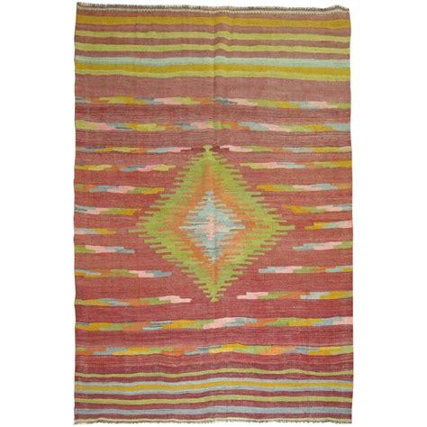 kilim flat weave rugs turkish kilim area size flat weave rug for sale at 1stdibs