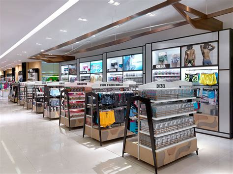 Bangkok Furniture Store by Mensfloor Redesign At Paragon Department Store By Hmkm
