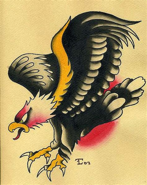 eagle tattoo flash traditional tattoo flash traditional eagle tattoo flash