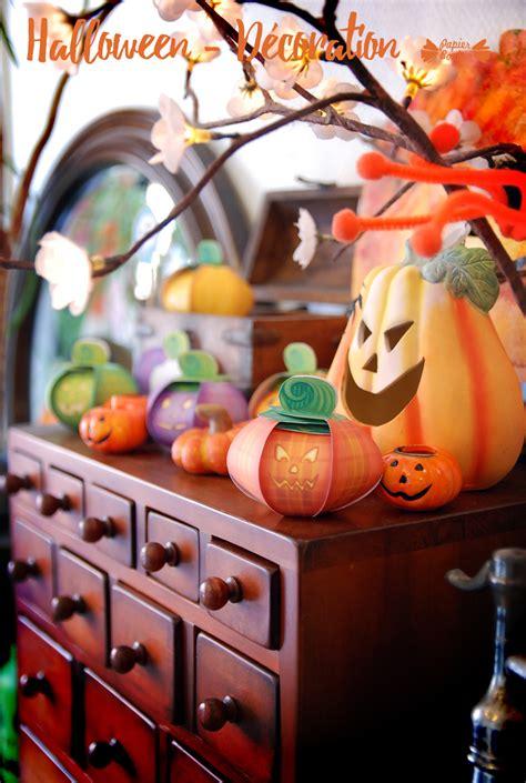 halloween decoration papier bonbon