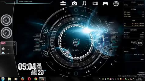 2016 best windows music player top rainmeter skins 2018 windows themes music player