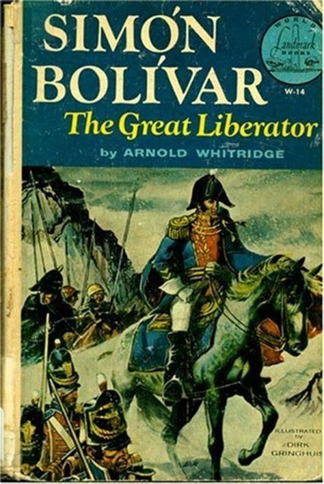 bolivar books 1000 images about landmark books on